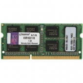 Память SO-DDR3 8Gb 1600MHz Kingston (KVR16S11/8) RTL Non-ECC