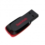 Флеш диск SanDisk 16Gb Cruzer Blade BlisterVersion (SDCZ50-016G-B35)