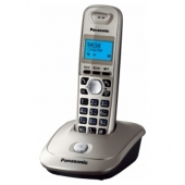 Р/Телефон Dect Panasonic KX-TG2511RUN (платиновый)