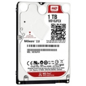 Жесткий диск WD Original SATA-III 1Tb WD10JFCX Red (5400rpm) 16Mb 2.5
