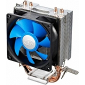 Вентилятор Deepcool ICEEDGE MINI FS V2.0 Soc-AMD/775/1150/1155/1156/ 3pin 25dB Al+Cu 95W