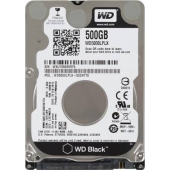 Жесткий диск WD Original SATA-III 500Gb WD5000LPLX Black (7200rpm) 32Mb 2.5